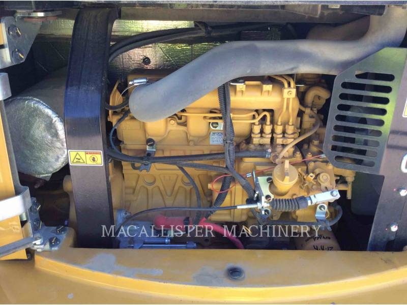 CATERPILLAR KETTEN-HYDRAULIKBAGGER 305.5 equipment  photo 8