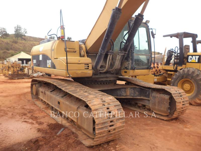 CATERPILLAR EXCAVADORAS DE CADENAS 336DL equipment  photo 3
