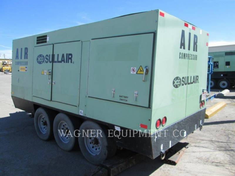 SULLAIR AIR COMPRESSOR (OBS) 900XHH/1150XHA equipment  photo 1
