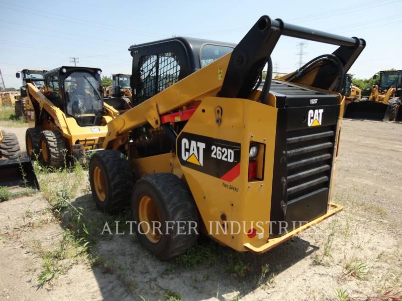 Caterpillar MINIÎNCĂRCĂTOARE RIGIDE MULTIFUNCŢIONALE 262D equipment  photo 3