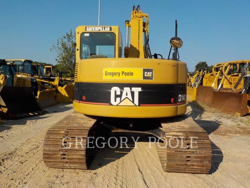 CATERPILLAR ESCAVADEIRAS 314C LCR equipment  photo 13