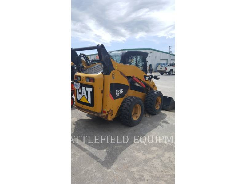CATERPILLAR MINICARREGADEIRAS 262C equipment  photo 4