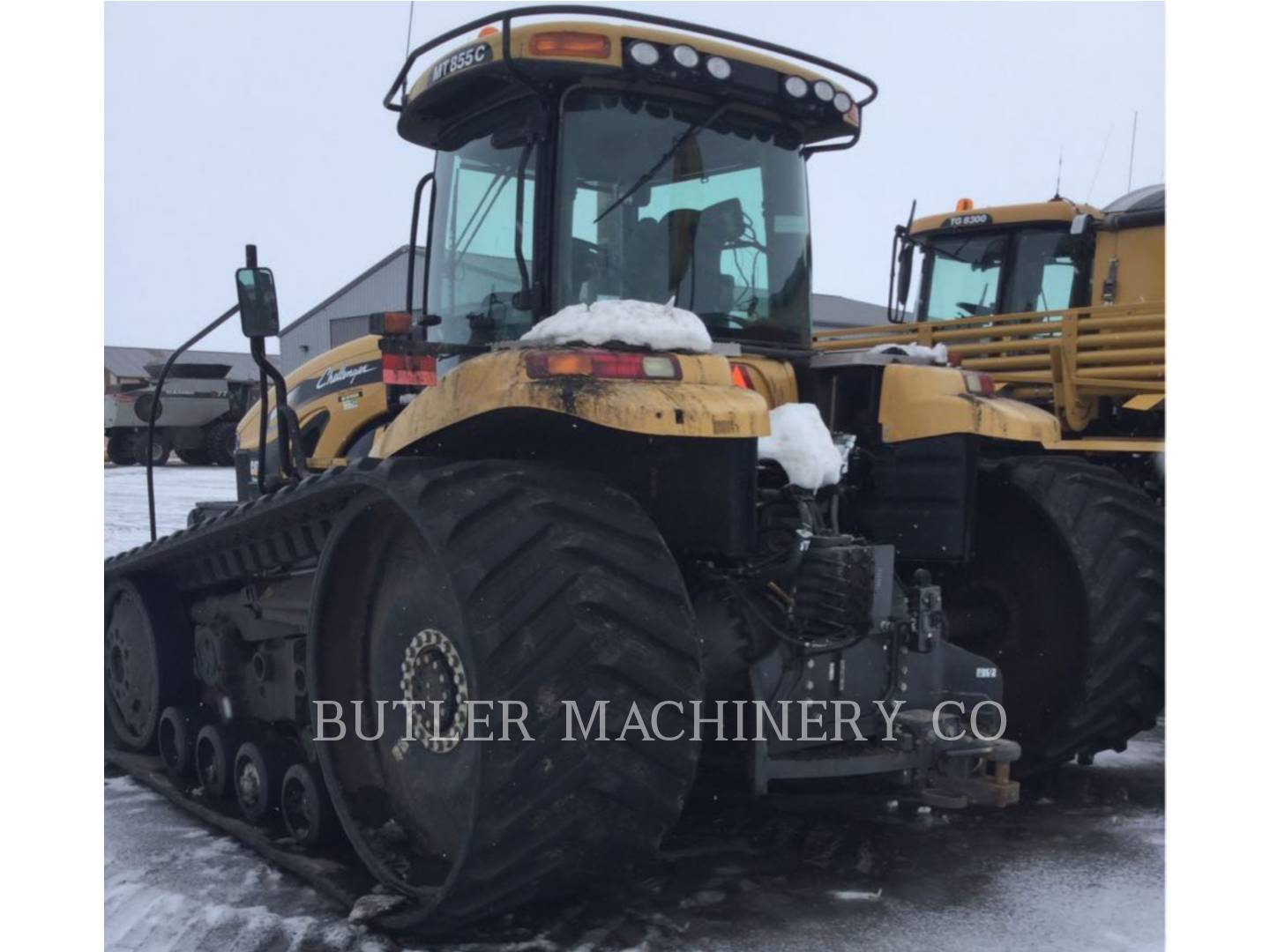 Detail photo of 2011 Challenger MT855C from Construction Equipment Guide