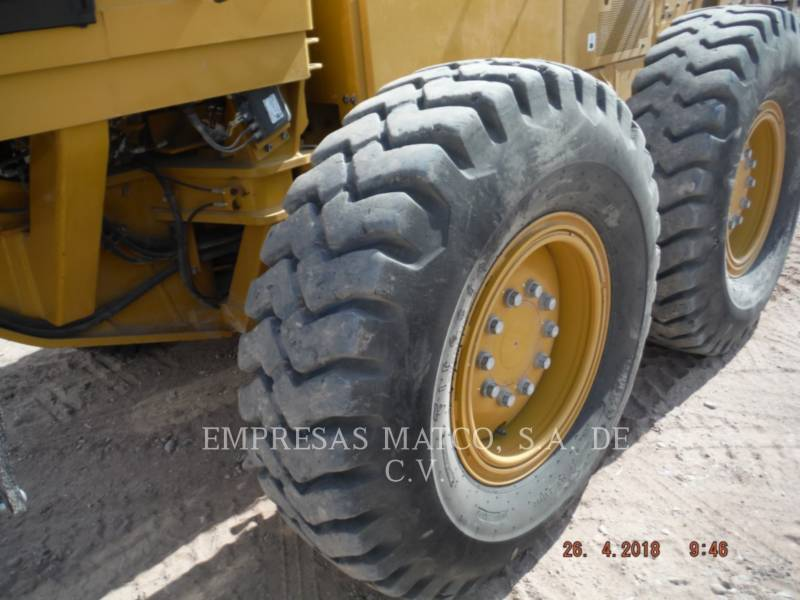 CATERPILLAR MOTOR GRADERS 12K equipment  photo 14