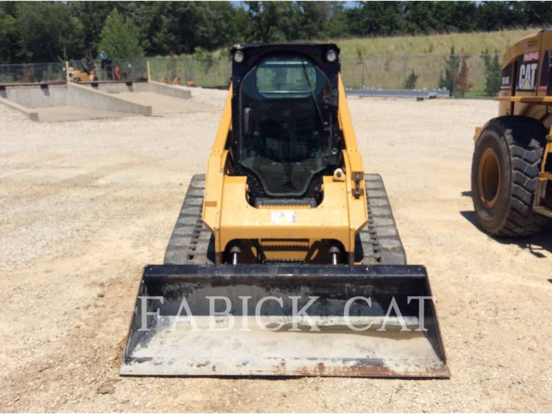 CATERPILLAR MULTI TERRAIN LOADERS 289D C3H2 equipment  photo 2