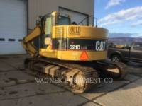 CATERPILLAR トラック油圧ショベル 321CL CR equipment  photo 3