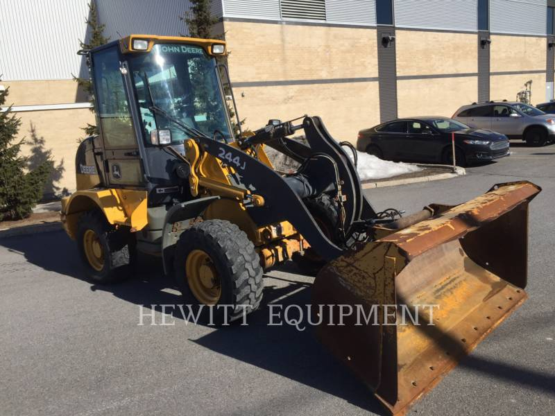 JOHN DEERE WHEEL LOADERS/INTEGRATED TOOLCARRIERS 244J equipment  photo 4