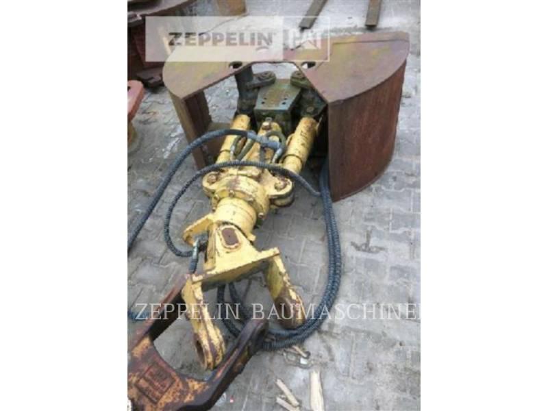 HYDRAULIK-GREIFER-TECHNOLOGIE-GMBH UL – GRAIFĂR ZZ3-600 GREIFER equipment  photo 1