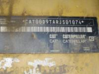 CATERPILLAR MINING TRACK TYPE TRACTOR D9T equipment  photo 5