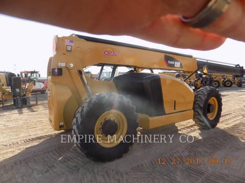 CATERPILLAR TELEHANDLER TL943D equipment  photo 2