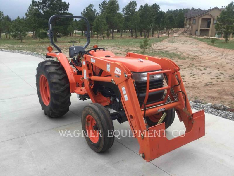 KUBOTA TRACTOR CORPORATION TRACTEURS AGRICOLES L4400E equipment  photo 4