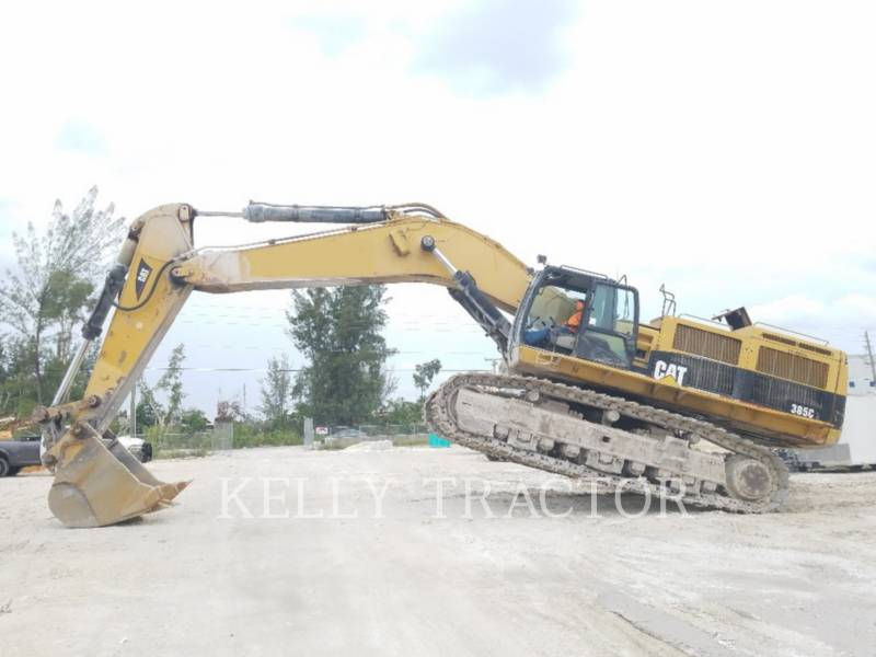 CATERPILLAR ESCAVATORI CINGOLATI 385CL equipment  photo 1