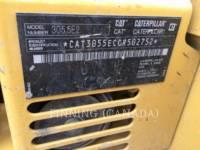 CATERPILLAR TRACK EXCAVATORS 305.5E2CR equipment  photo 10