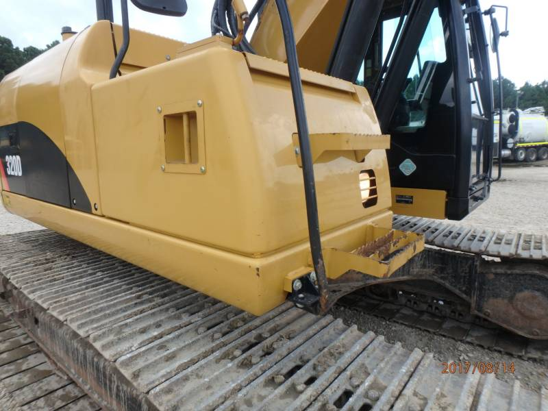 CATERPILLAR EXCAVADORAS DE CADENAS 320DLRR equipment  photo 7