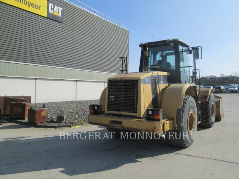 CATERPILLAR CARGADORES DE RUEDAS 950G equipment  photo 5