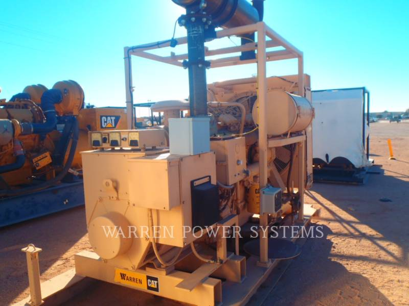 CATERPILLAR STATIONÄRE STROMAGGREGATE WC175G equipment  photo 6