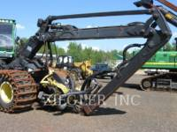 DEERE & CO. FORESTRY - PROCESSOR 1270D equipment  photo 5