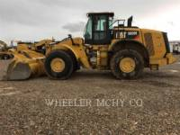 CATERPILLAR WHEEL LOADERS/INTEGRATED TOOLCARRIERS 980M AOR T equipment  photo 5