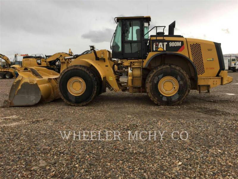 CATERPILLAR CARGADORES DE RUEDAS 980M AOR T equipment  photo 5