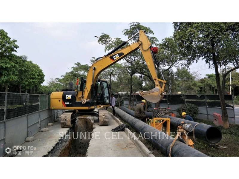CATERPILLAR TRACK EXCAVATORS 313D2GC equipment  photo 3