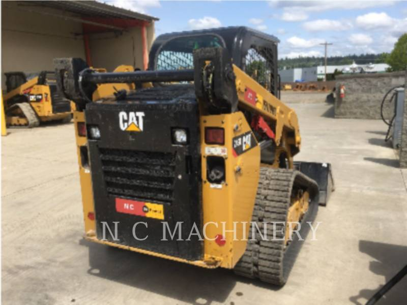 CATERPILLAR PALE CINGOLATE MULTI TERRAIN 249D equipment  photo 3
