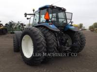 FORD / NEW HOLLAND AG TRACTORS TM165 equipment  photo 5