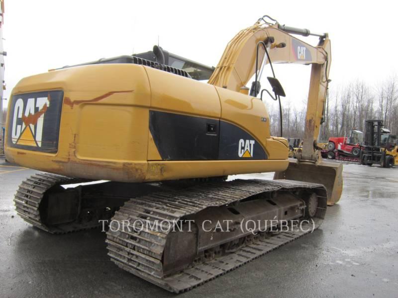 CATERPILLAR KETTEN-HYDRAULIKBAGGER 320DL equipment  photo 4