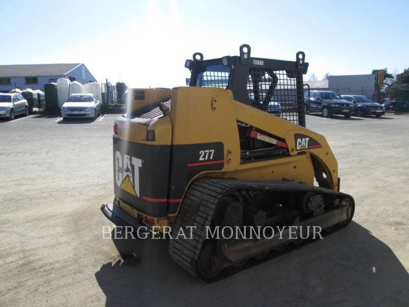CATERPILLAR DELTALADER 277 equipment  photo 2