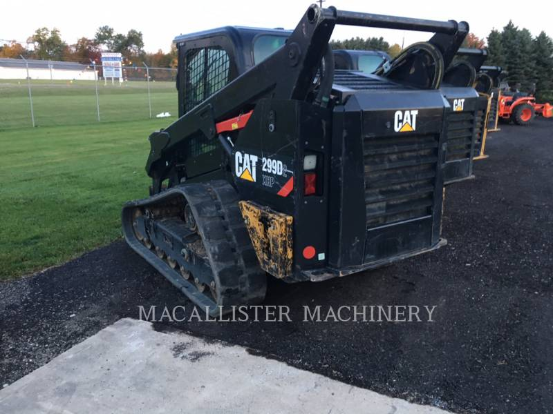 CATERPILLAR PALE CINGOLATE MULTI TERRAIN 299D2XHP equipment  photo 2