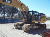 CATERPILLAR PELLES SUR CHAINES 349F equipment  photo 1