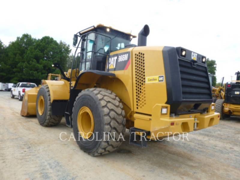 Caterpillar ÎNCĂRCĂTOARE PE ROŢI/PORTSCULE INTEGRATE 966M equipment  photo 7