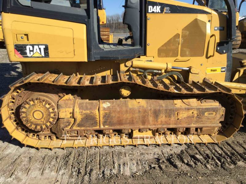 CATERPILLAR KETTENDOZER D4KXL equipment  photo 23