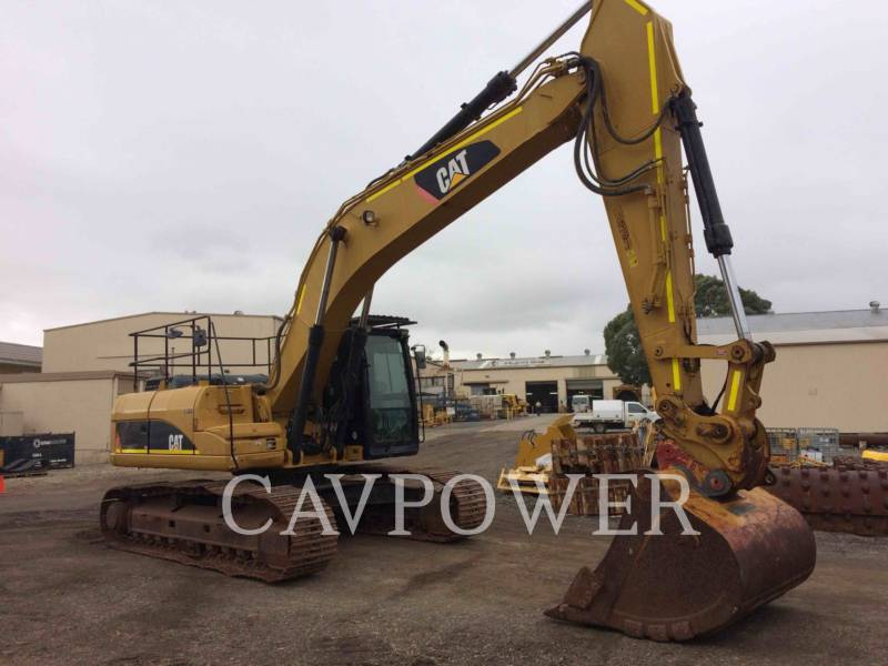 CATERPILLAR EXCAVADORAS DE CADENAS 329D equipment  photo 5
