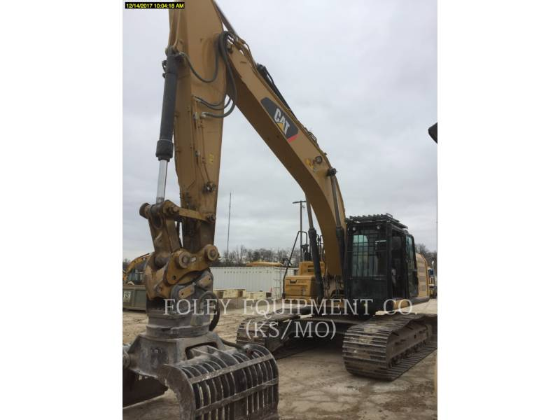 CATERPILLAR PELLES SUR CHAINES 329FL10MP equipment  photo 2