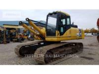 Equipment photo KOMATSU LTD. PC340NLC EXCAVADORAS DE CADENAS 1