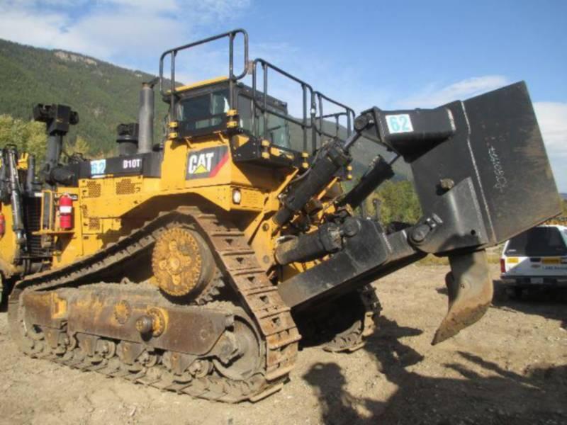 CATERPILLAR TRATORES DE ESTEIRAS D10T equipment  photo 2