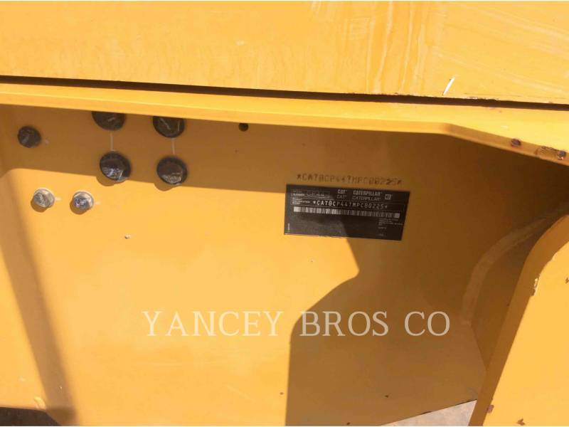 CATERPILLAR COMPACTORS CP44 equipment  photo 5
