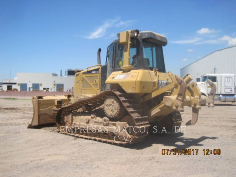 CATERPILLAR TRACK TYPE TRACTORS D6N equipment  photo 5