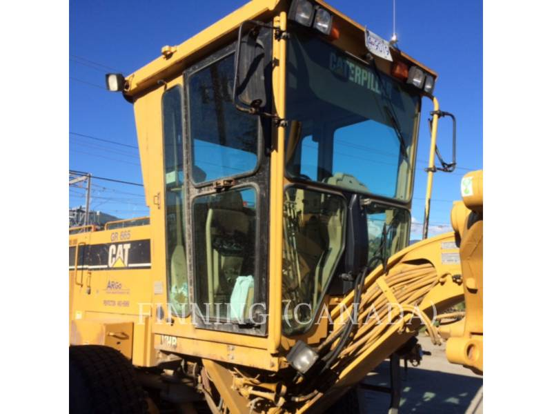 CATERPILLAR MOTONIVELADORAS 160HNA equipment  photo 9