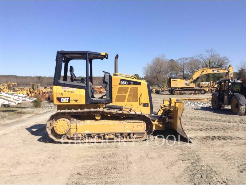 CATERPILLAR TRACTORES DE CADENAS D5K2 XL equipment  photo 8