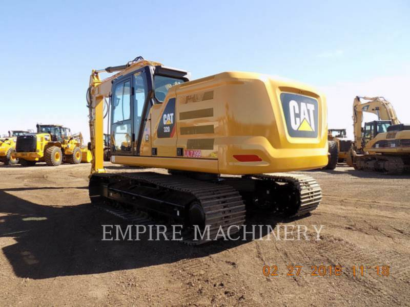 CATERPILLAR TRACK EXCAVATORS 320-07 equipment  photo 3
