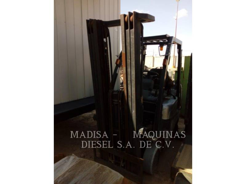 NISSAN FORKLIFTS MONTACARGAS MCP01A18LV equipment  photo 1