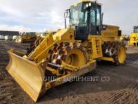 Caterpillar COMPACTOARE 815FII equipment  photo 1
