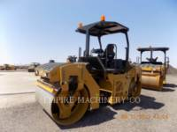 CATERPILLAR TAMBOR DOBLE VIBRATORIO ASFALTO CB7 equipment  photo 2