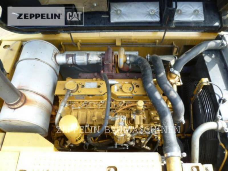 CATERPILLAR KETTEN-HYDRAULIKBAGGER 323DL equipment  photo 11