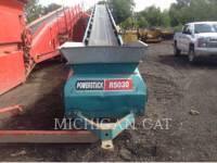 Equipment photo MISCELLANEOUS MFGRS 30X50 CONVEYOR MISCELLANEOUS / OTHER EQUIPMENT 1