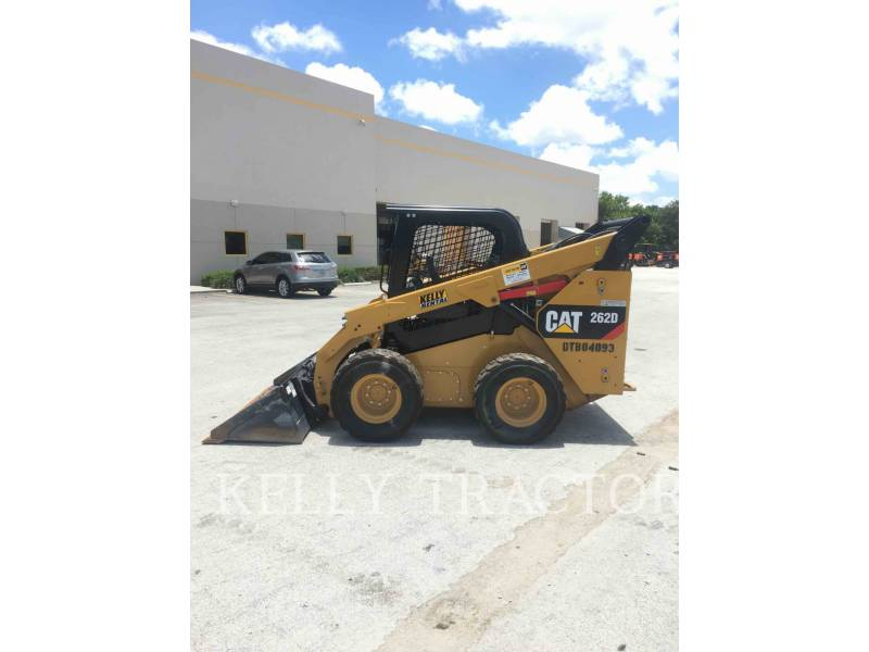 Caterpillar MINIÎNCĂRCĂTOARE RIGIDE MULTIFUNCŢIONALE 262D equipment  photo 2