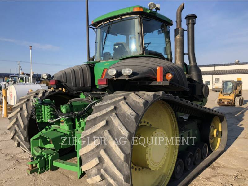 DEERE & CO. TRACTEURS AGRICOLES 9520T equipment  photo 4
