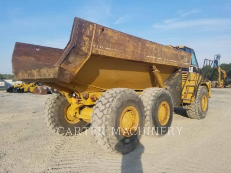 CATERPILLAR ARTICULATED TRUCKS 730 equipment  photo 3