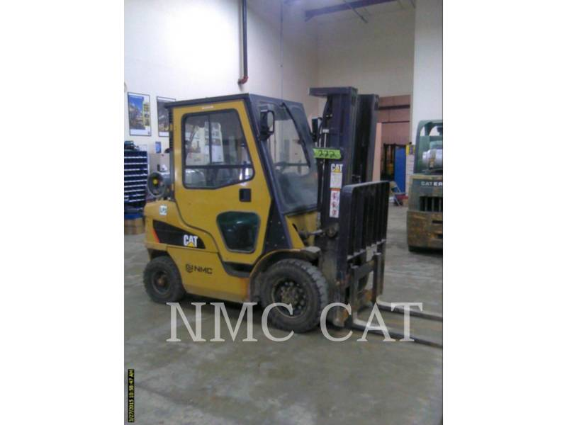 CATERPILLAR LIFT TRUCKS MONTACARGAS 2P5000_MC equipment  photo 3